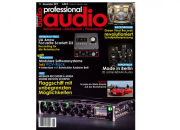 Professional Audio november 2021